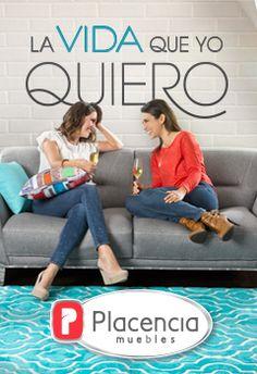 Haz tus sueños realidad, Placencia Muebles te ofrece garantía del mejor precio.