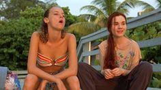 Bijou Phillips and Rachel Miner; Bully