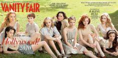 Vanity Fair US Mar 2010 by Annie Leibovitz