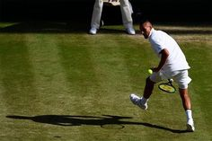 THE WIMBLEDON Centre Court crowd booed Rafael Nadal during his fierce battle with Nick Kyrgios. Tennis News, Getting Played, Bad Blood, Play Tennis, Waiting For Him, Rafael Nadal, Best Player, Tennis Players, Tennis