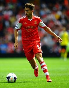 ~ Jay Rodriguez on Southampton FC against West Brom ~ - FC - Saints! Adidas Predator Lz, Southampton Fc, Football Love, West Brom, Premier League, Legends, Saints, Soccer, Futbol