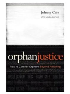 If you want to have a clear understanding of the global orphan crisis, beyond just the call to adoption, read this book.