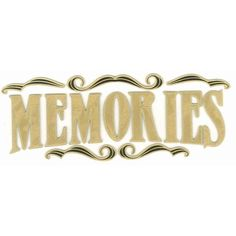 Jolee's Boutique® | Memories Title Stickers  $4.39