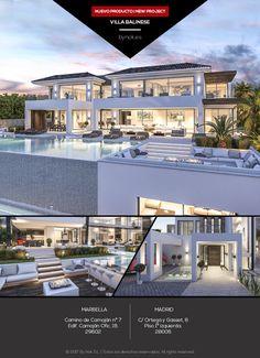 """""""Villa Balinese"""" Modern Villa For Sale in urbanization El Paraiso, Estepona, Malaga, The Costa del Sol!"""