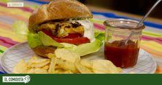 La mezcla correcta de verduras, legumbres, hierbas y especias puede satisfacerte igual que una hamburguesa convencional. ¿No te lo crees? Prueba nuestra técnica, en la que tú eliges los ingredientes, y nos cuentas.