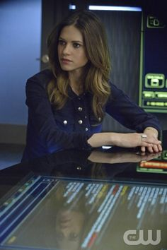 """Nikita -- """"Black Badge"""" -- Image NK311a_0114 -- Pictured: Lyndsy Fonseca as Alex -- Credit: Ben Mark Holzberg/The CW -- © 2013 The CW Network. All Rights Reserved"""