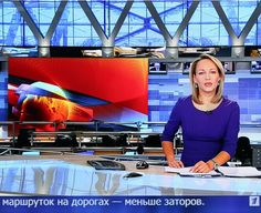 P1.9 HD LED TV for Moscow TV Station