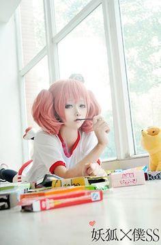 Roromiya Karuta | Inu x Boku SS #cosplay #anime