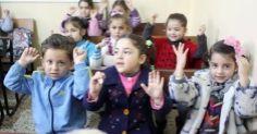 Schooling for Disabled Syrian Children