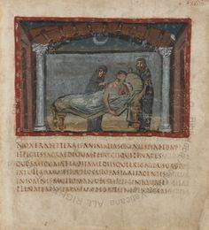 1,600 year old manuscript of Aeneid in Vatican