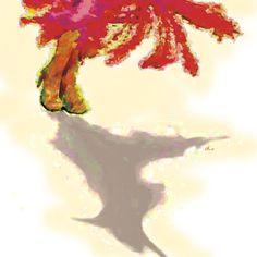 'Turniertanz - Wo ist der Herr?' von Dirk h. Wendt bei artflakes.com als Poster oder Kunstdruck $18.03