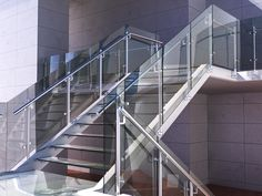 M8100 Railing system Stairs, House, Home Decor, Home, Stairway, Haus, Staircases, Interior Design, Ladders