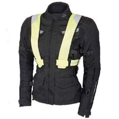 Jacheta textil dama ADRENALINE Alaska (cu vesta reflectorizanta inclusa) #jacket #woman #moto #fashion #scutermagbymotorevolution