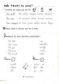 comprensió lectora per cicle inicial - Buscar con Google Valencia, Conte, Language, School, Blog, Acl, Google, Ideas, Writing