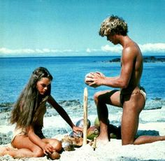 Blue Lagoon. I cannot tell you what this movie meant to me.