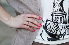 Outfitpost: Ein Frühlingslook in Nudetönen   Lady Blog