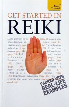 The best book on Reiki by far, the definitive guide and student manual by an author with 22 years of full time teaching. visit www.teachyourselfreiki.co.uk