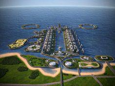 ТОП-10 потрясающих архитектурных проектов мира
