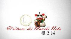Ciondolo handmade Maneki Neko con doppia medaglietta!! #manekineko