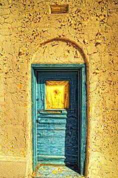 Amragosa Door, Old Town, San Diego, CA#PinToWIn #NPSet #California #NapoleonPerdis