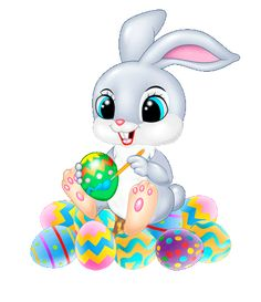 Easter Egg Crafts, Easter Bunny, Easter Eggs, Happy Easter Gif, Ostern Wallpaper, Bunny Images, Gif Collection, Easter Pictures, Cute Cartoon Wallpapers