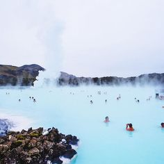 Visions of Iceland's dreamy, steamy, Blue Lagoon filled my head for weeks before my first trip to Reykjavik. This place was on my bucket list for years! Places To Travel, Travel Destinations, Places To Go, Travel Deals, Travel Gifts, Travel Hacks, Holiday Destinations, Iceland Travel, Reykjavik Iceland