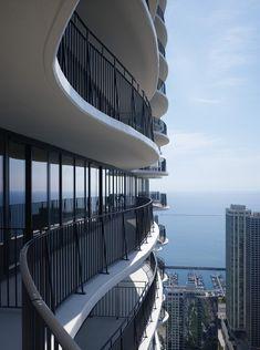 Gallery - Aqua Tower / Studio Gang Architects - 6