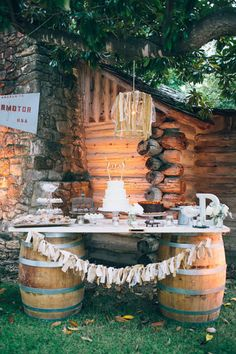 San Antonio Wedding from Oh Goodie Designs + Style.Inspired
