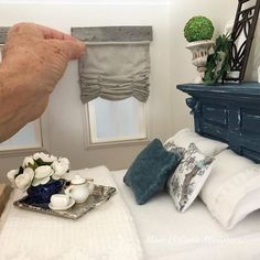 Best Hobbies For Couples Info: 2844407931 Mini Things, Cute Little Things, Just A Little, Miniature Kitchen, Miniature Dolls, Wooden Barbie House, Hobbies For Couples, Contemporary Cottage, Kitchen Photos
