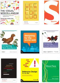 Theresa Neil's List of Essential Books for User Interface Designers