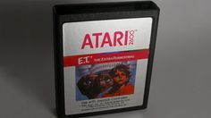 Excavation of Atari E.T game cartridges given the go ahead #Atari #retrogaming
