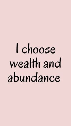 Positive Affirmations Quotes, Wealth Affirmations, Positive Quotes, Positive Things, A Course In Miracles, Manifesting Money, Affirmation Cards, Words Quotes, Life Quotes