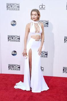 Gigi Hadid - AMAs Red Carpet 2015