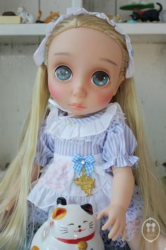 "Repaint Commissions Disney Animators Doll 16""   Flickr - Photo Sharing!"