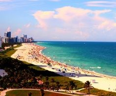 I would love to live here for a season, hot hot Miami