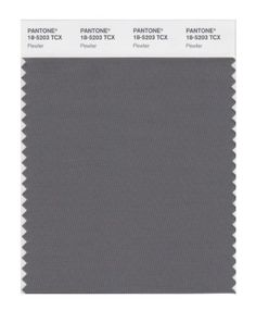 """Pewter, grey neutral for cool colour types. Ideal for trouses, skirts, cardigan, suits... As Soft Summer use also to face! This is your """" black""""."""