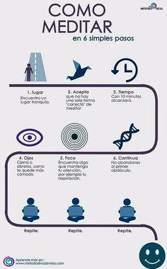 ¡Meditar es más sencillo de lo que pensamos!Te invitamos a conocer los mejores ejemplos de mapas conceptuales aquí: http://tugimnasiacerebral.com/mapas-conceptuales-y-mentales/ejemplos-de-mapas-conceptuales-efectivos Es muy importante saber que la meditación es garantía del bienestar mental, y este tipo de prácticas pueden ser complementadas con ejercicios de organización como la realización de mapas conceptuales. #salud #mente #bienestar #aprendizaje #mapas #conceptuales