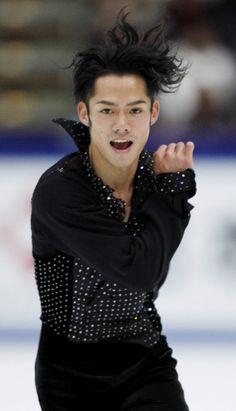 Takahashi Daisuke, Japan's top figure skater
