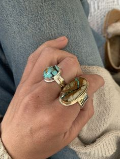 Whiskey Hill jewelry is a collection of wood and metal jewelry designed and handmade in the mountains of Colorado. Turquoise Rings, Wood And Metal, Metal Jewelry, Whiskey, Jewelry Design, Jewels, Lifestyle, Handmade, Whisky