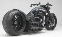 H Spring, the suspension specialist, along with Fat Attack Custom Bikes created this amazing bike. Dubbed as 'The One' it is made of carbon, titanium, aluminum, and aircraft steel. Powered by a modified 1.55 cubic capacity 2-cylinder Harley Davidson engine that generates 110hp.