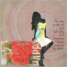 April_typography_rose