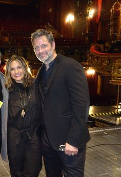True Love Couples, Cute Couples, Peter Hermann, Mariska Hargitay, Law And Order, Sweet Couple, In Hollywood, Oc, Ships