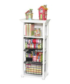 Take a look at this Craft Cubby by Doodlebug Design on #zulily today!