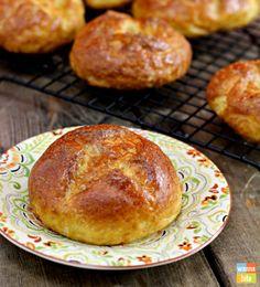 Cheesy Pretzel Bread Recipe
