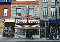St. Laurent St. Montreal