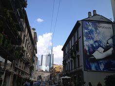 Between Old and New (corso Garibaldi - Milano)