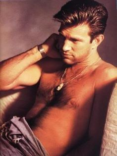 Chris Isaak ~ What a wicked thing to do. To make me dream of you.