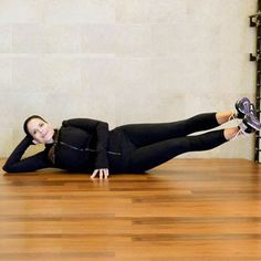 Minimize strain in your lower back with this ab cruncher move: http://www.shape.com/fitness/workouts/15-exercises-trainers-would-never-do?page=13