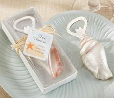 Buy The Shore Memories Seashell Bottle Opener Wedding Favors From Unlimited Today Volume