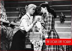 Doris Day Forum - A Woman's Touch - Calamity Jane 1953